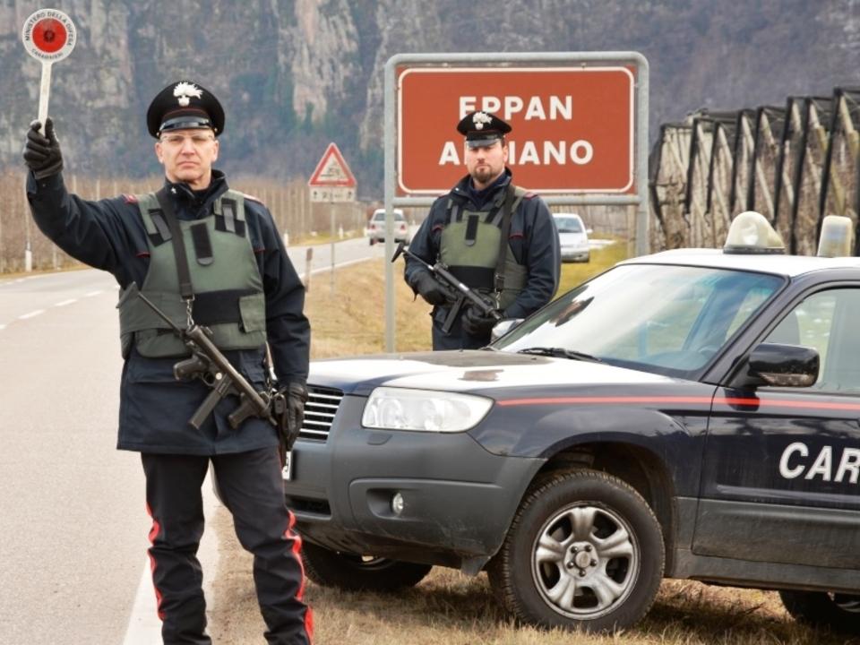 Carabinieri eppan