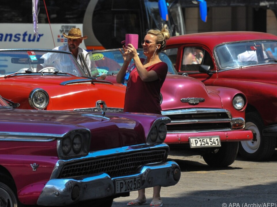 74 Prozent mehr US-Touristen in Kuba