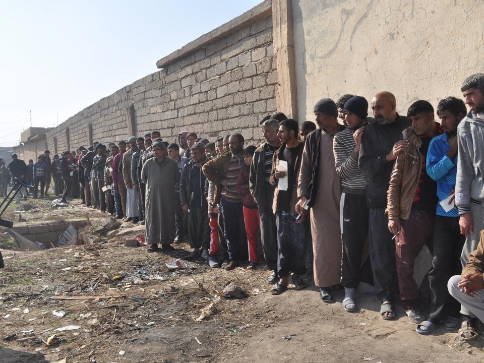 906770_Mosul_6 irakische flüchtlinge