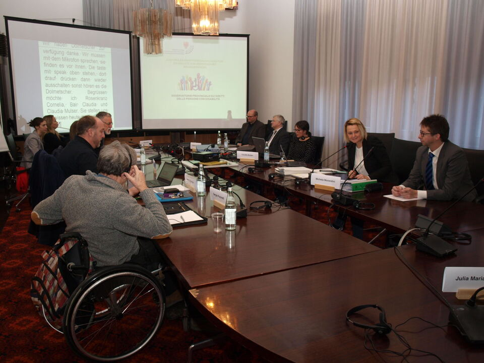 Monitoringausschuss Behinderung