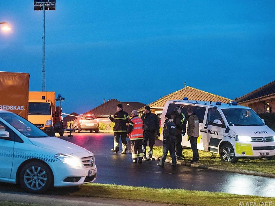 Die Polizei hatte am Montag 6 Tote in einem Haus entdeckt