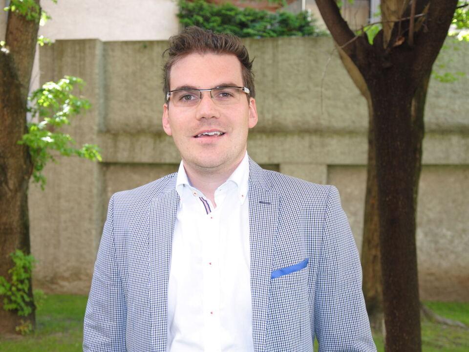 Patrick Bergmeister SVP Ortsobmann Überwasser