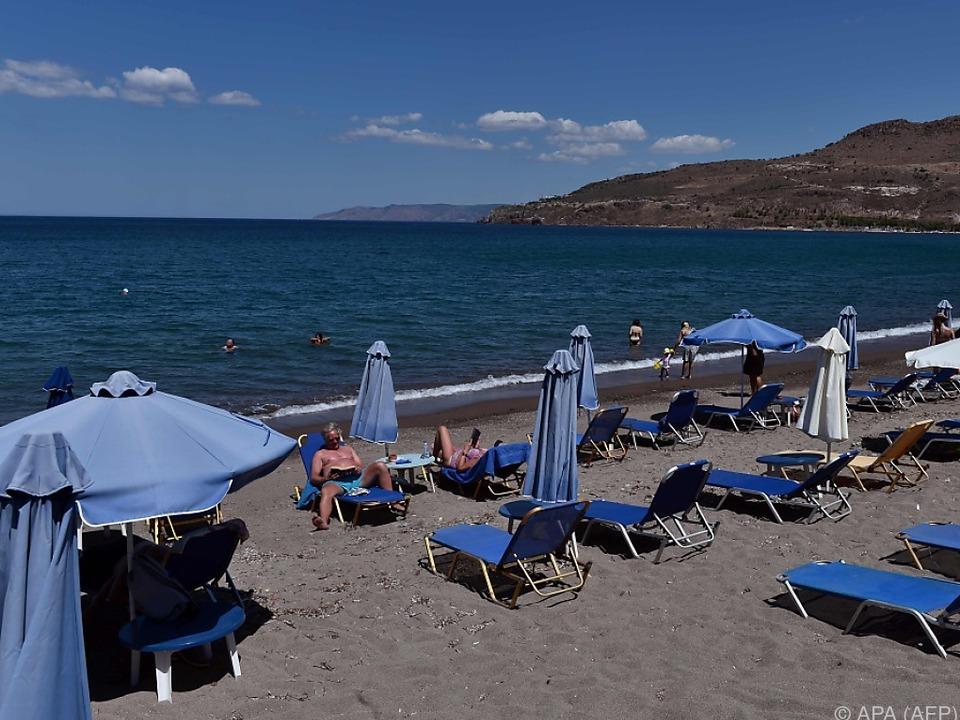 Europas Wirtschaft erholt sich auch dank Tourismus