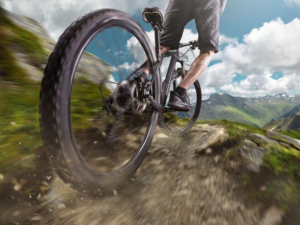 mtb mountainbike fahrrad steig berg urlaub