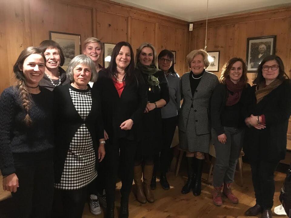 SVP Frauengipfel Klausen 2016