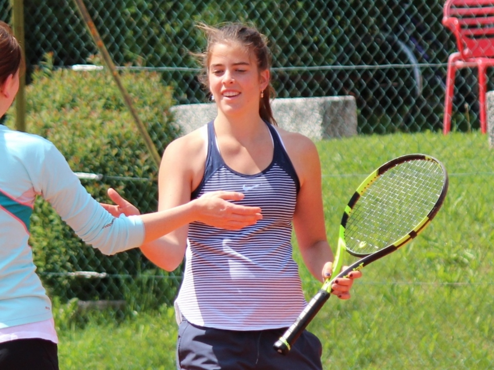 Verena Hofer/Tennis