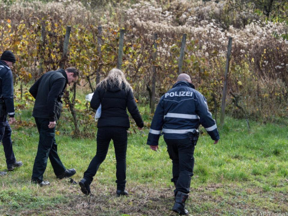 Joggerin in Deutschland dürfte von selbem Täter wie Lucile K. getötet worden sein