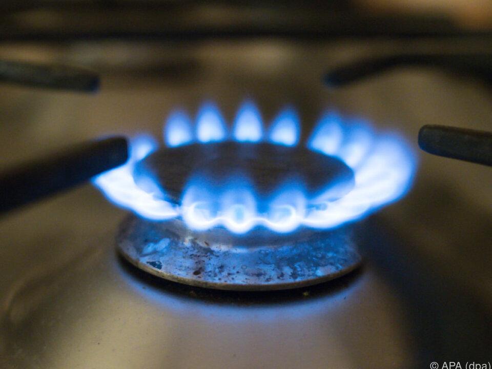 Kurzfristiger Gaspreis-Anstieg hängt mit Erholung der Ölpreise zusammen kochen herd gasherd