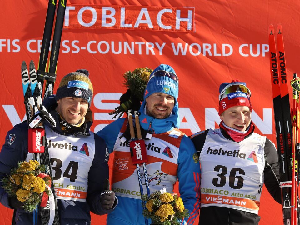 Tour de ski - Cross Country World Cup