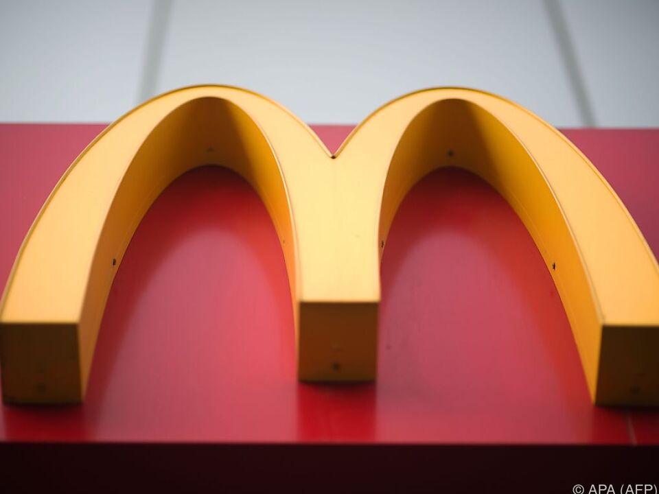 McDonald\'s sucht \