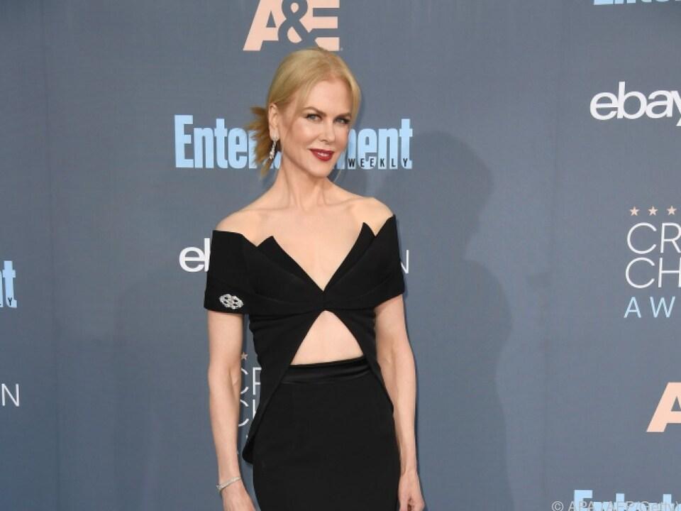 Nicole Kidman würde eine Hausdame spielen