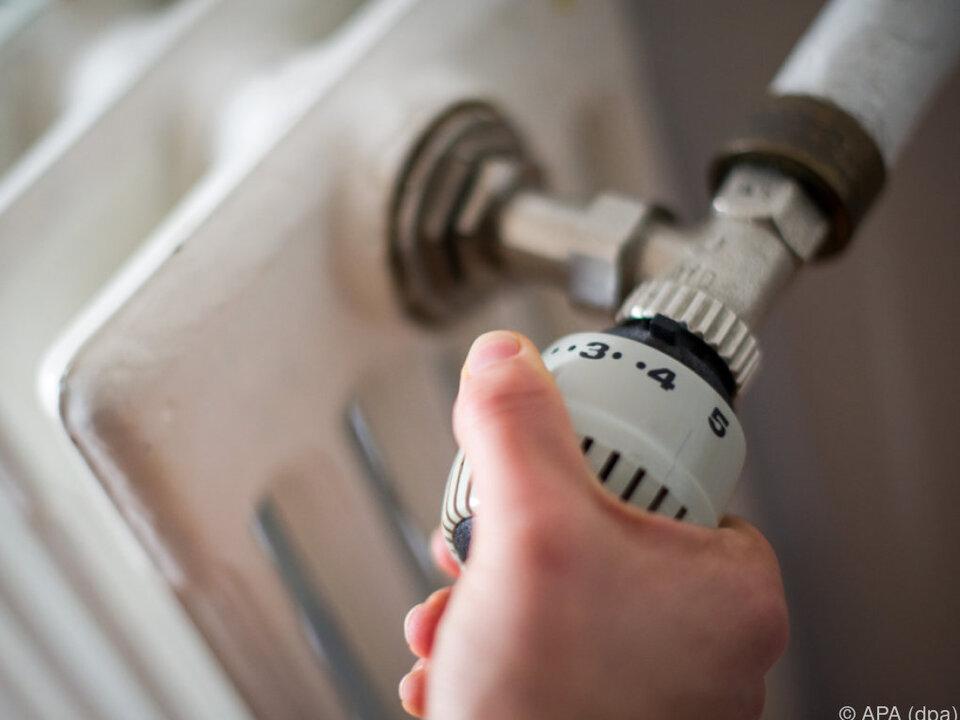 Österreichische Energieagentur verglich Heizkosten