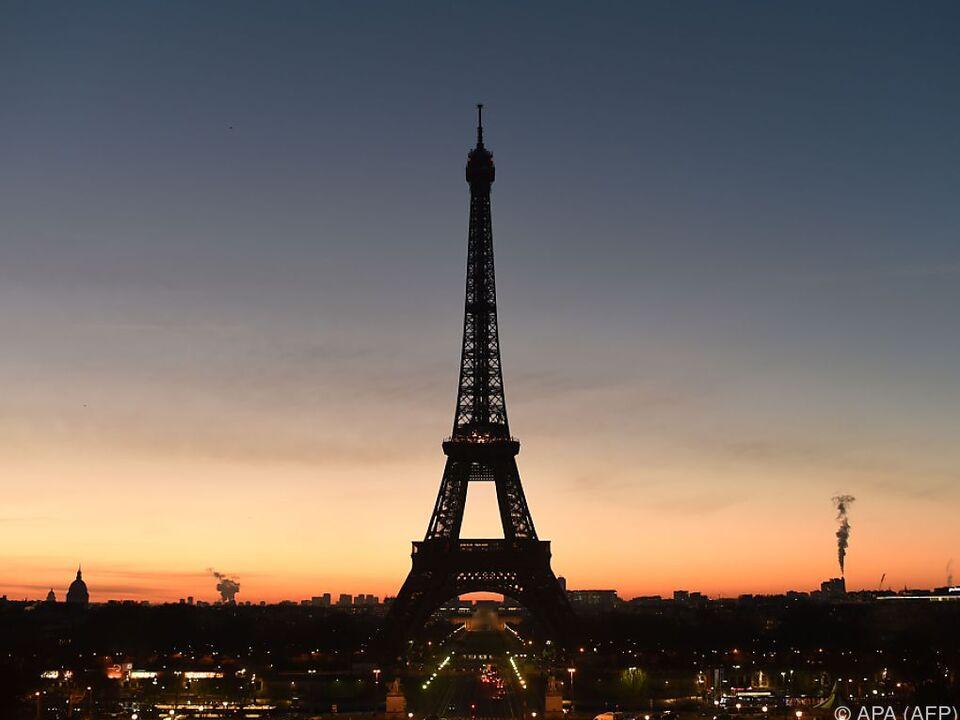 Sieben Millionen Menschen besuchen den Eiffelturm pro Jahr