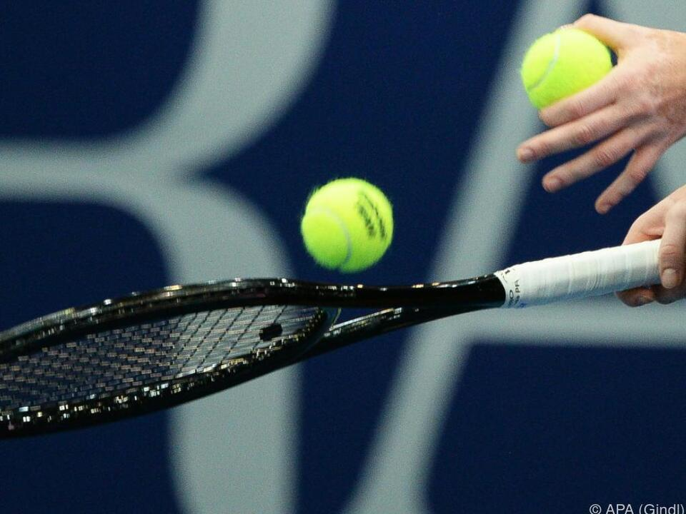 Tennis bis ins hohe Alter