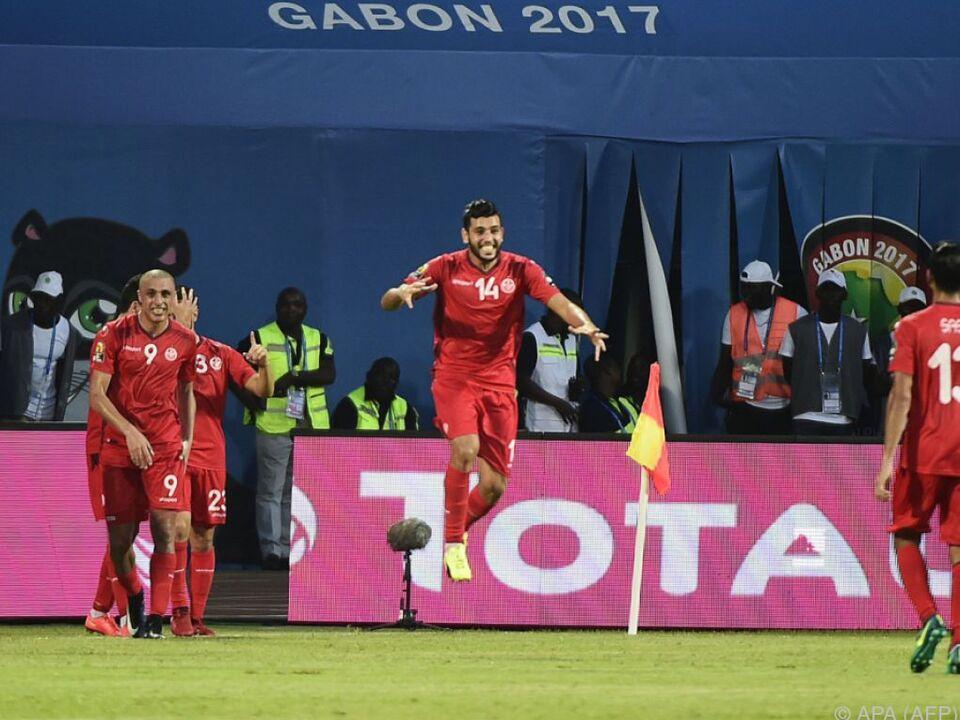 Afrika-Cup: Senegal erstes Team im Viertelfinale