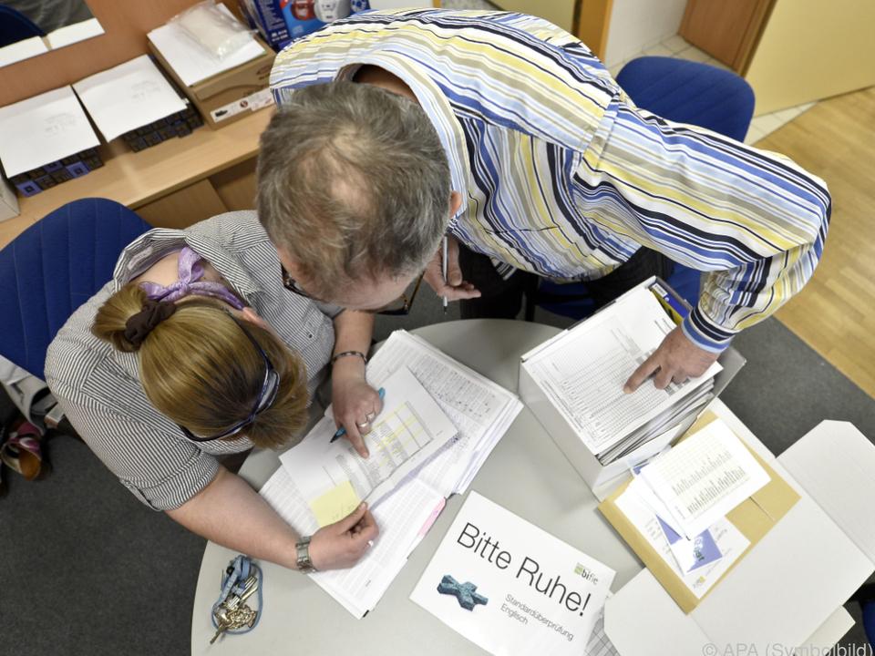 Viele Lehrer gehen in nächsten Jahren in Pension