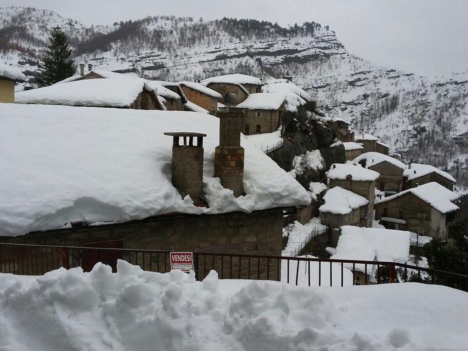 Schnee Mittelitalien