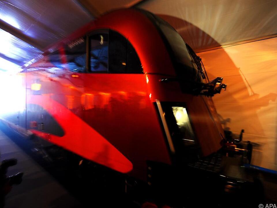 Wieder einmal ein ÖBB-Großauftrag für Siemens