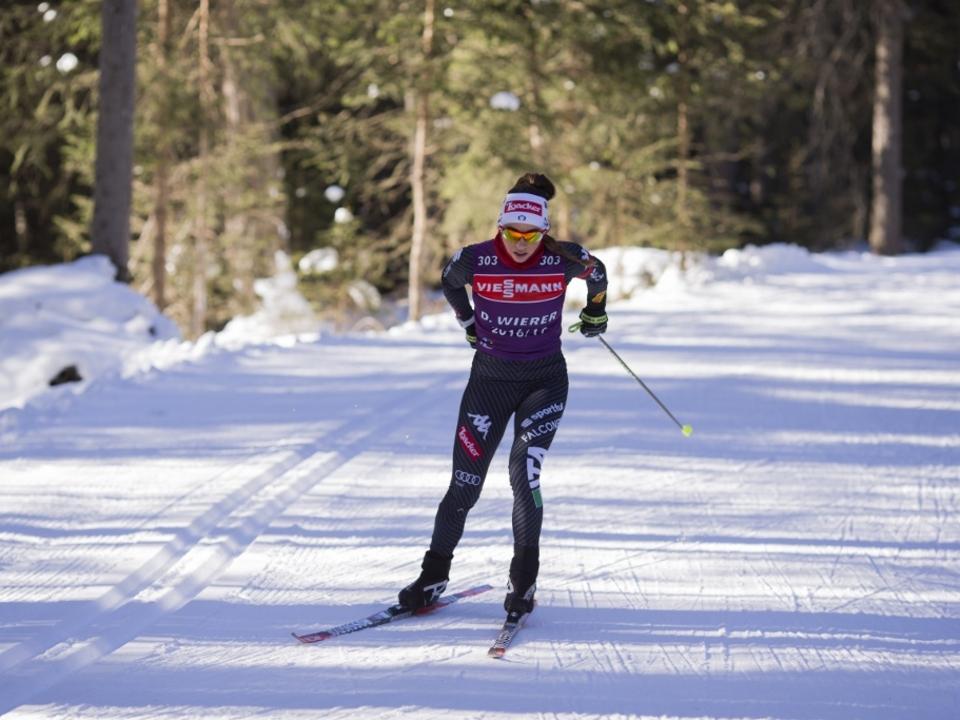 IBU world cup biathlon, training, Antholz (ITA) dorothea wierer