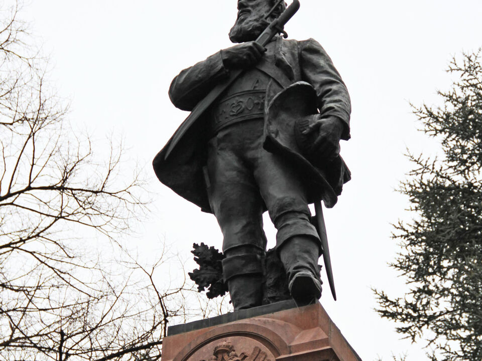 Andreas-Hofer-Denkmal-Meran