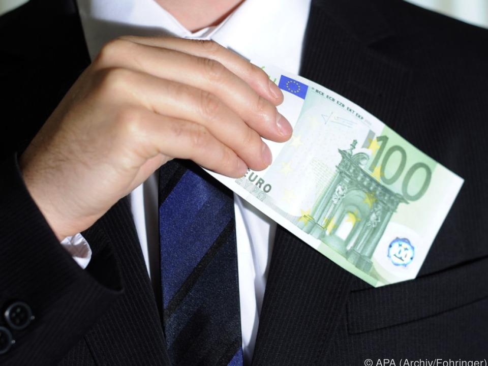 Antikorruptionsgesetz bietet Raum für \