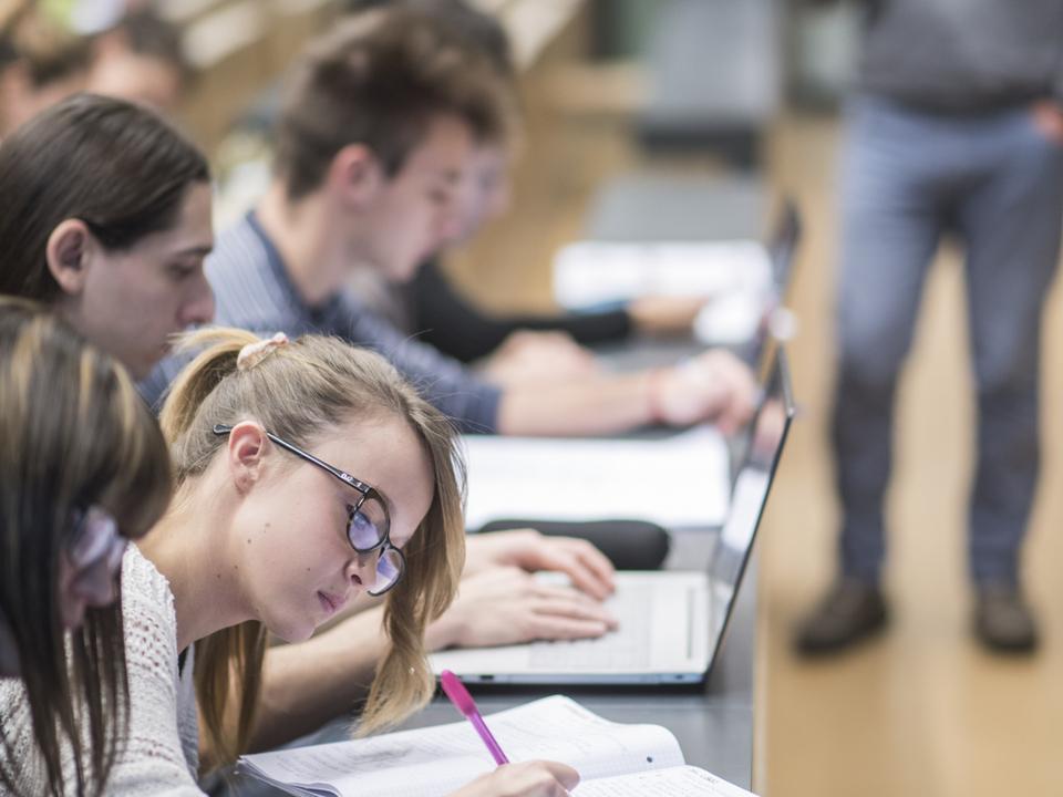 Studenten Bildungswissenschaften_Scienze della Formazione primaria
