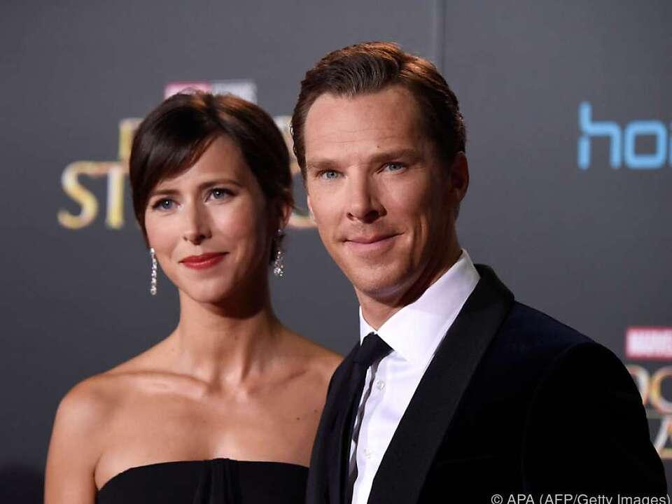 Cumberbatch agiert vor und hinter der Kamera