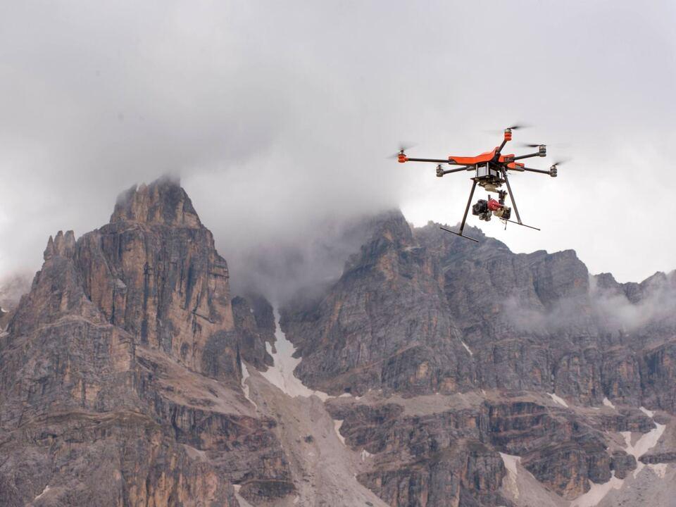 Drohne_im_Flug