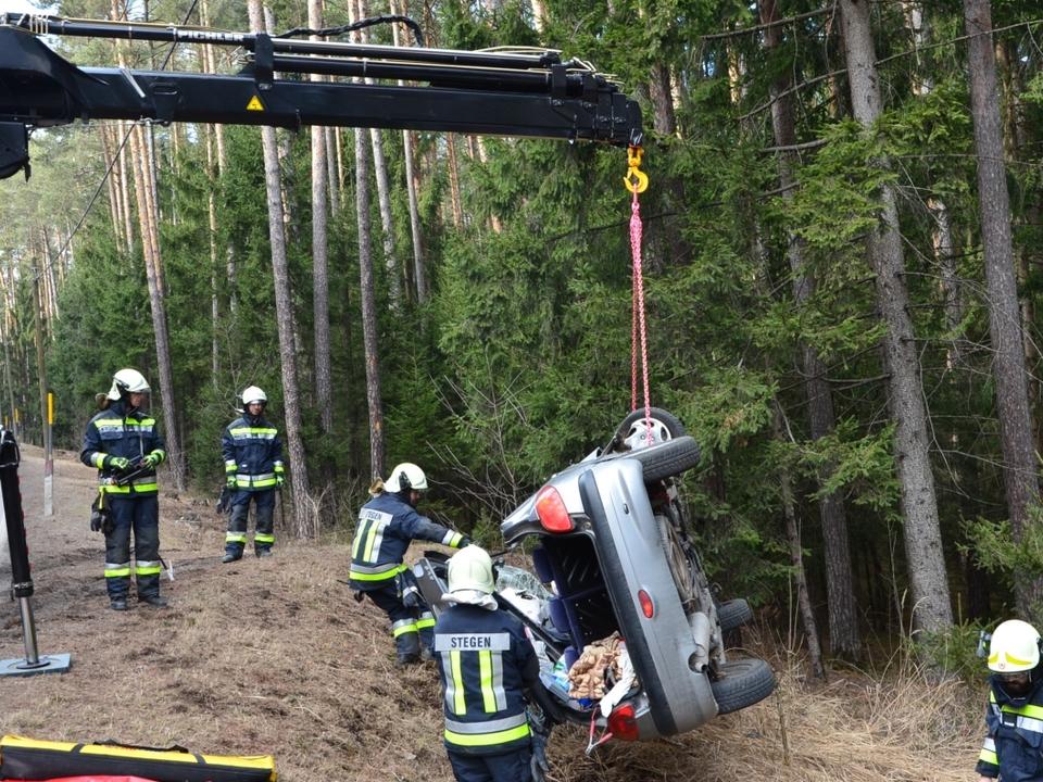 Unfall Pfalzner Straße