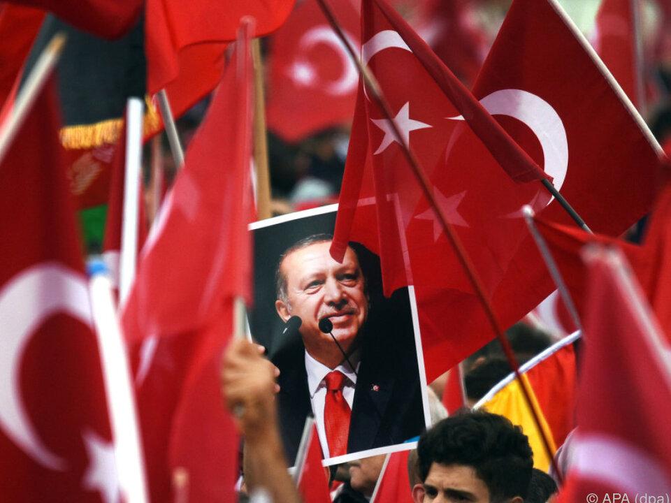 Erdogan bestreitet Wahlkampf im Ausland