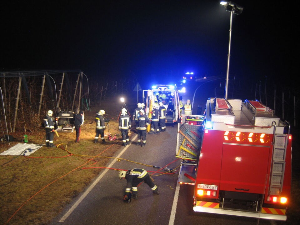 FF Tramin1-unfall Foto Jürgen Geier