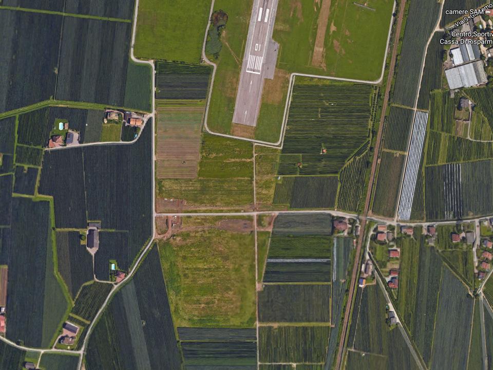 flughafen-bozen-süd-google-maps