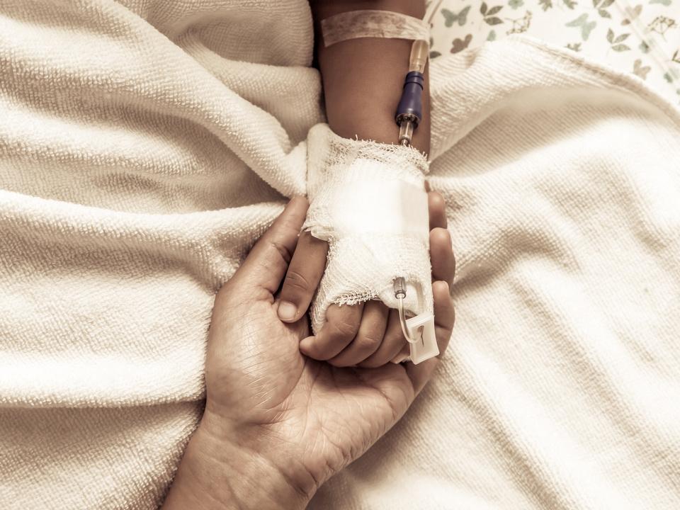 krebs kind kinder krank krankheit krankenhaus spital gesundheit