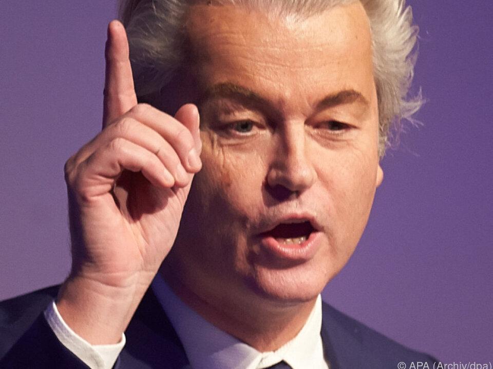 Bildergebnis für Rechtspopulisten Geert Wilders eine klare Abfuhr.