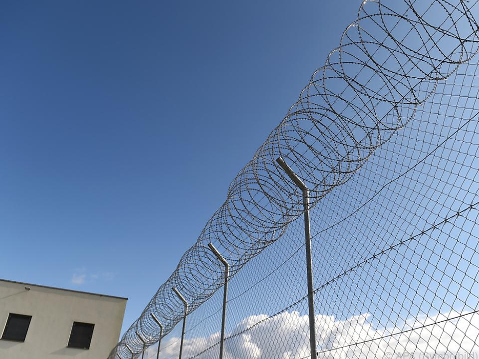 Gelungener Ausbruch aus dem Gefängnis