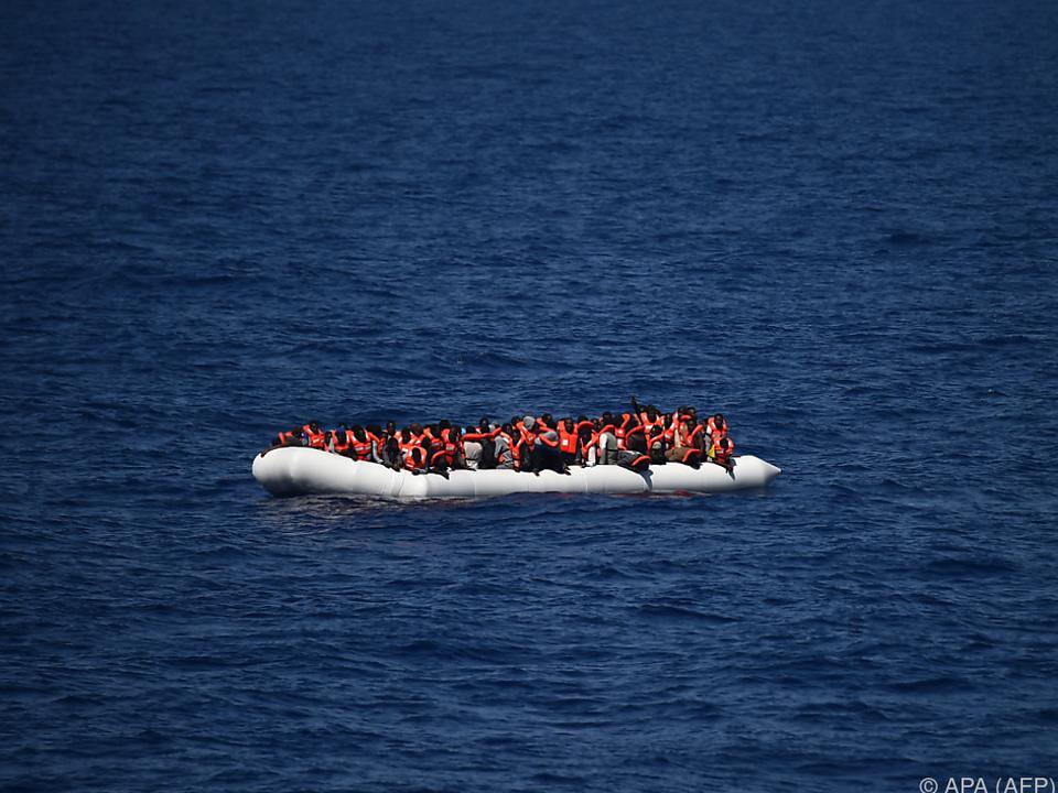 Italien rechnet weiter mit hohen Flüchtlingszahlen