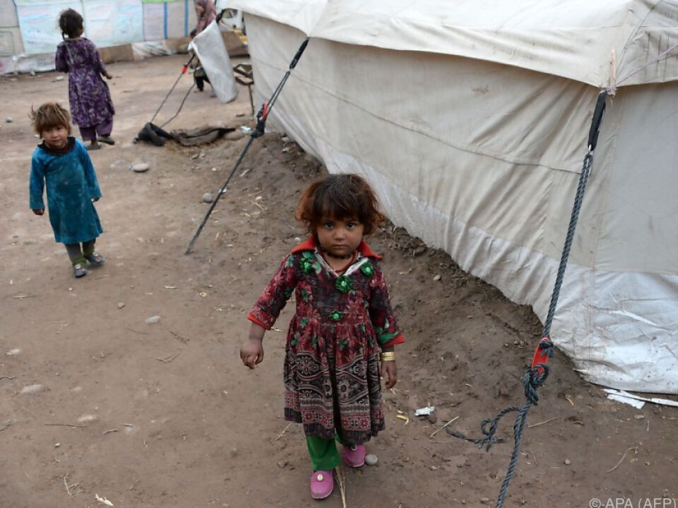 Massenabschiebungen von Afghanen aus Pakistan