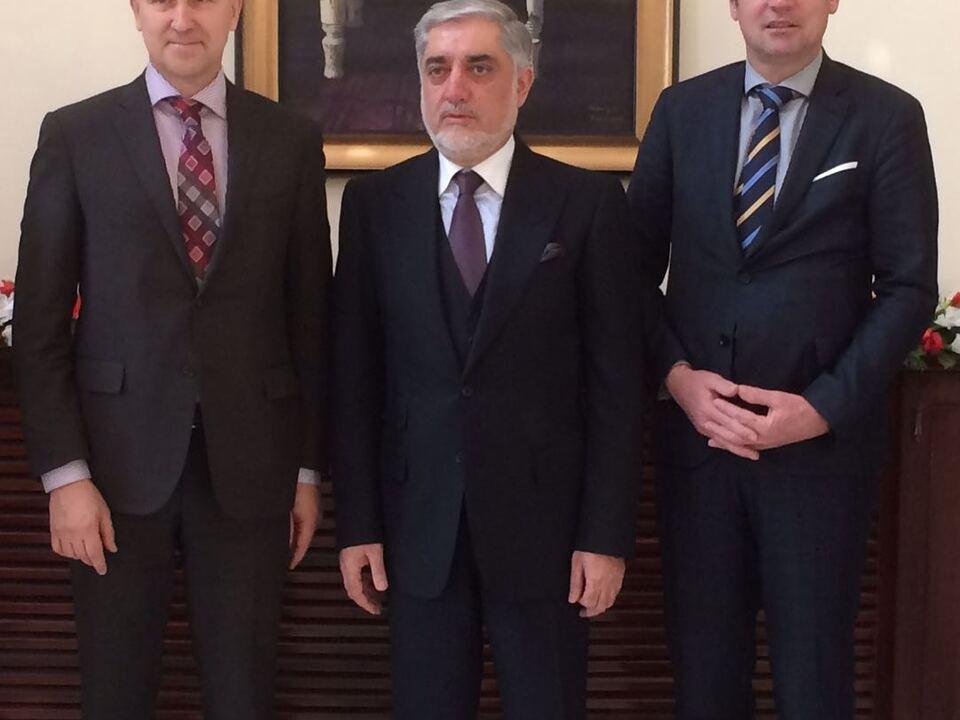 PM Dorfmann Afghanistan