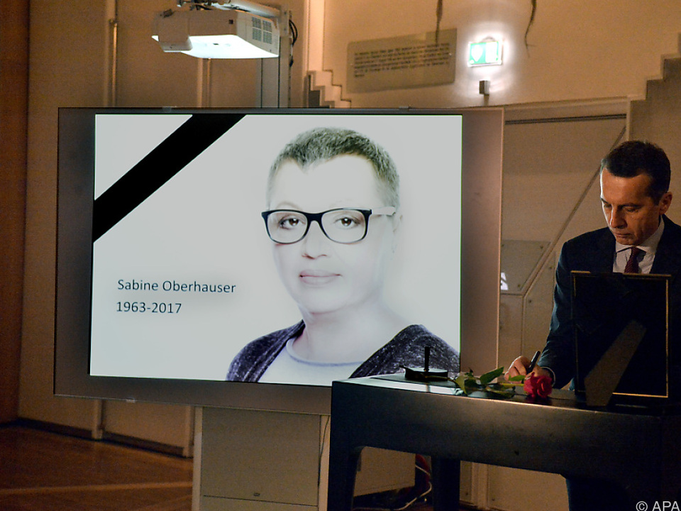 Sabine Oberhauser hinterlässt große Lücke