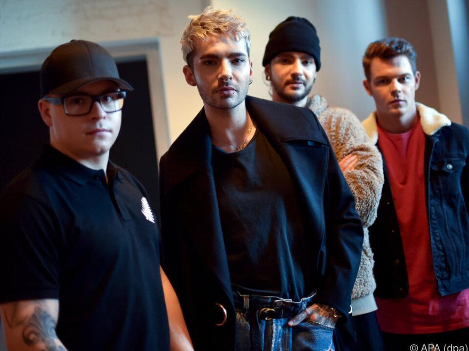 Tokio Hotel melden sich zurück
