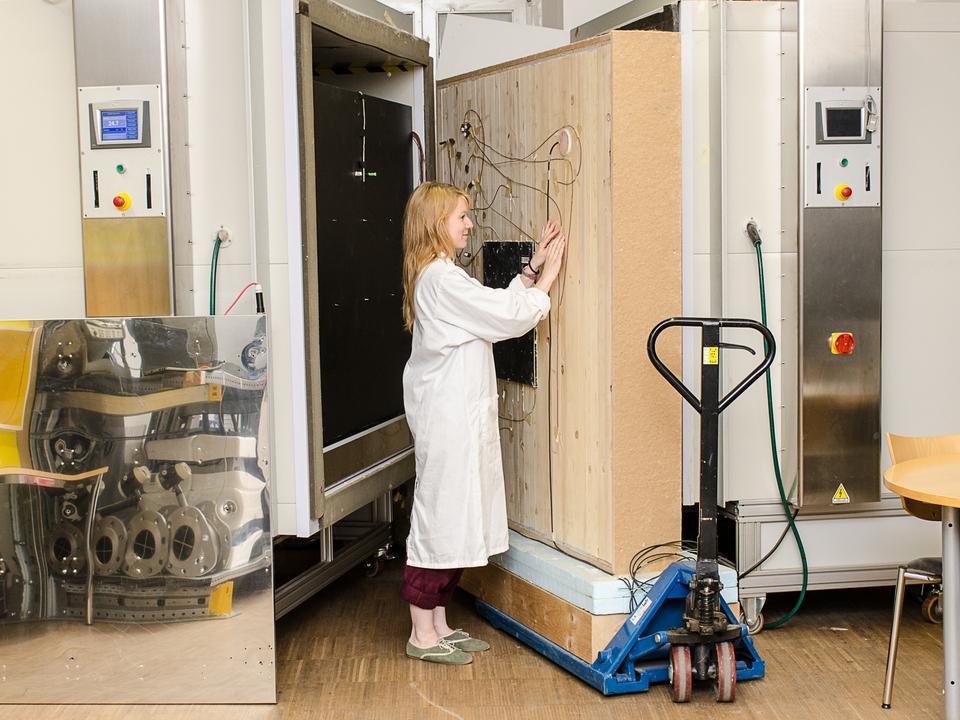 Uni Bozen: Thermophysik-Labor
