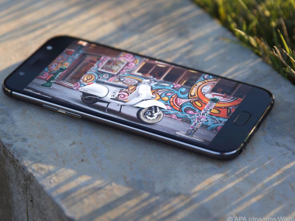 Wikos Highlight in Barcelona ist das Premium-Smartphone Wim