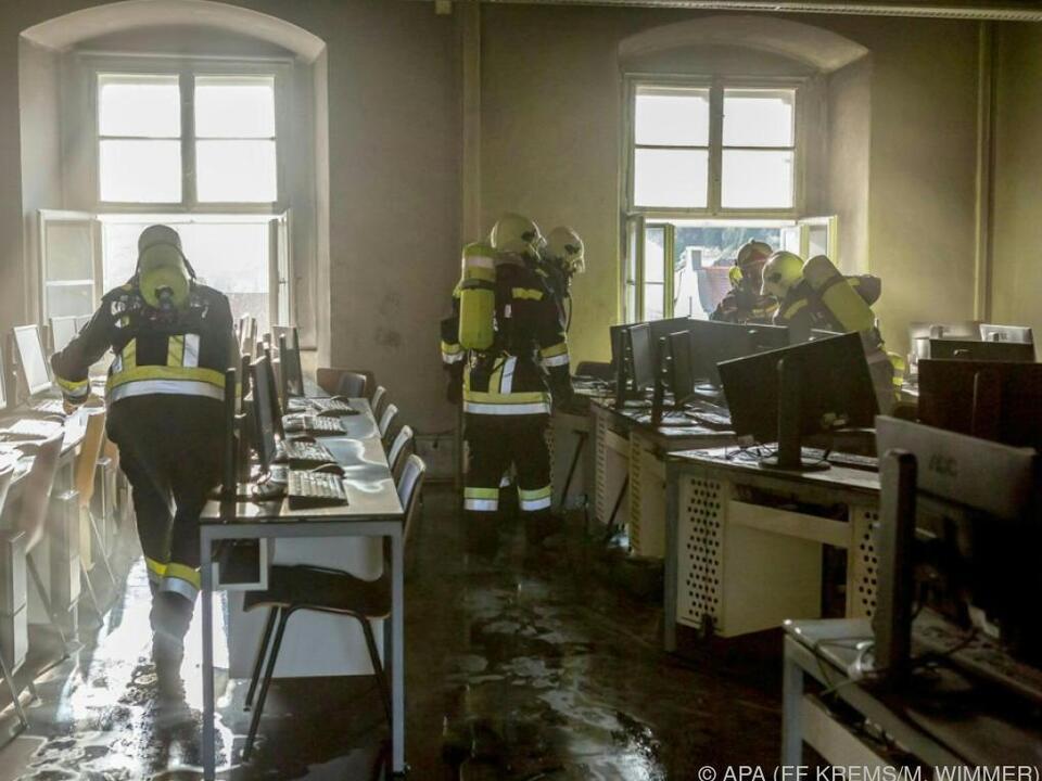 180 Schüler wurden evakuiert