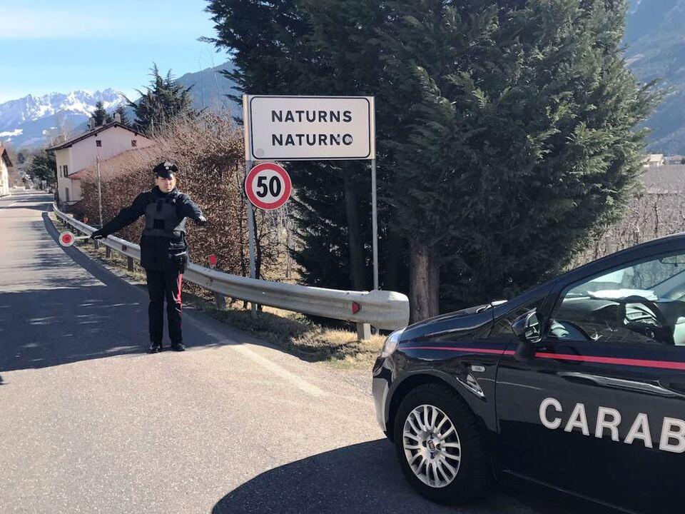 Carabinieri Naturns