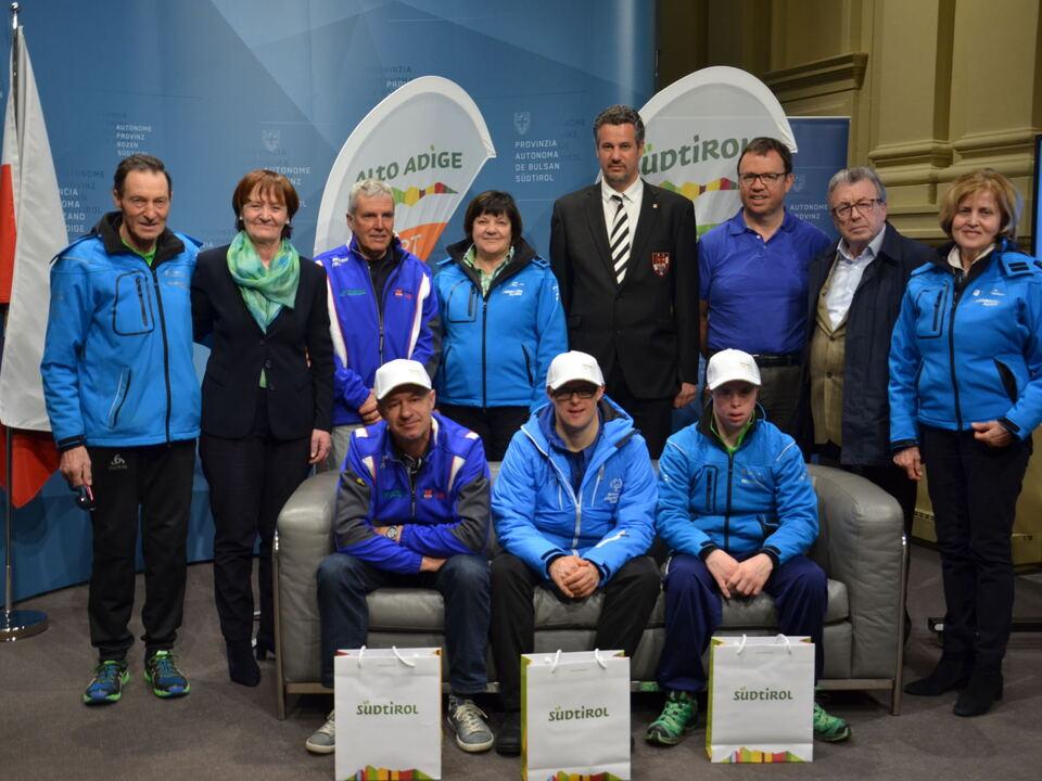 Helene Fischer Auftritt bei den Special Olympics World Winter Games