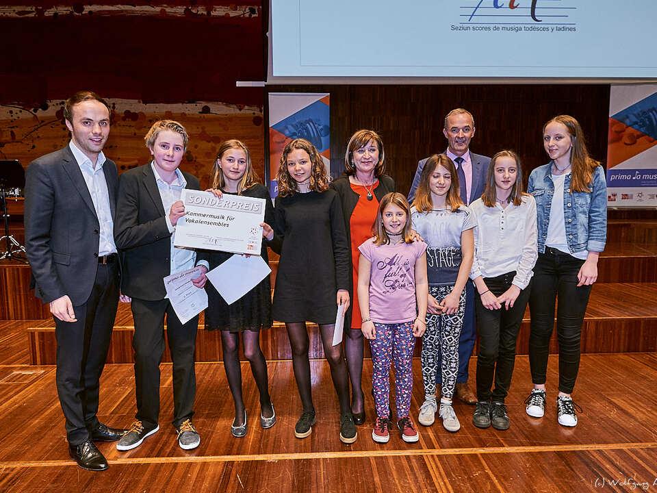 Achammer Sonderpreis_Musikschule_Sterzing
