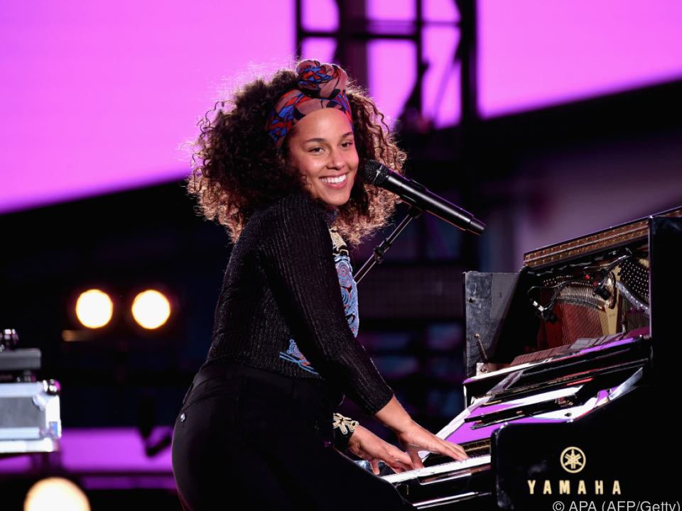 Alicia Keys löste eine Debatte unter ihren Fans aus