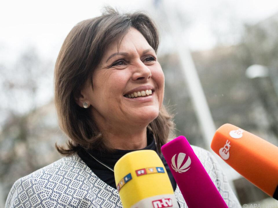Bayerns Wirtschaftsministerin Ilse Aigner formulierte Kritik