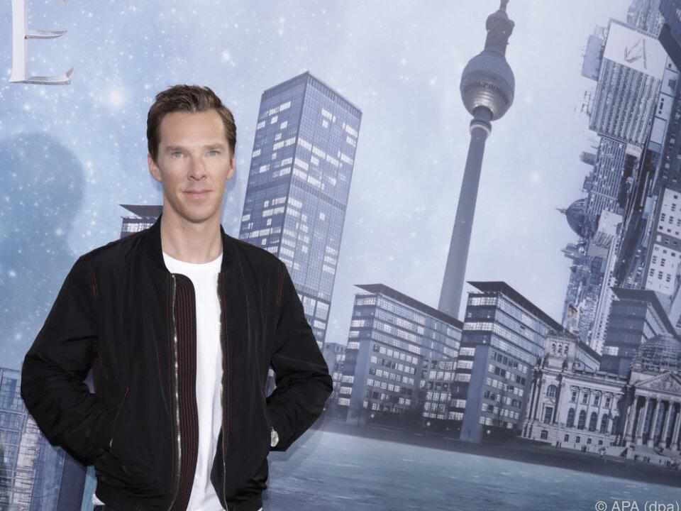 Benedict Cumberbatch fungiert als Produzent und Hauptdarsteller