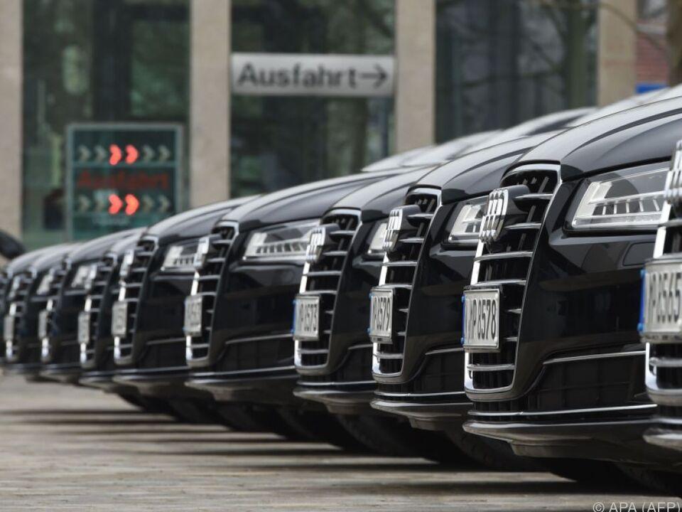 Betroffen sind Diesel-Audi für den US-Markt